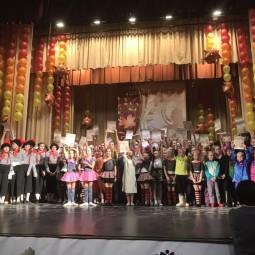 Смотр-фестиваль «Танцевальный калейдоскоп»