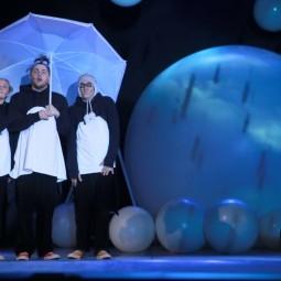 Cпектакль «Спасайся, Пингвин!»