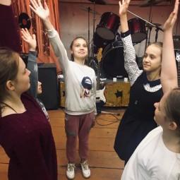 «Тренинг по театральному искусству»