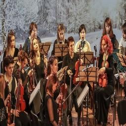 Онлайн- концерт «Зимние грёзы»