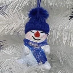 Мастер-класс –«Снеговик»