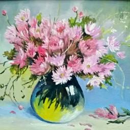 Выставка «Цветочный взрыв»