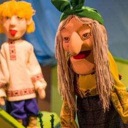 Кукольный спектакль «Остров сокровищ»