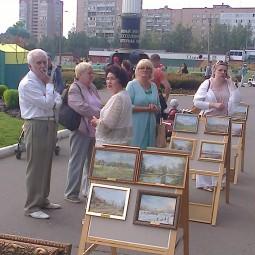 Выставка «Творцы российской славы»
