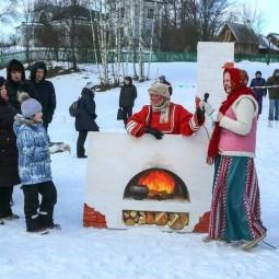 Праздник «Масленица в Шахматово»