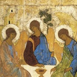 «Троица» сквозь века