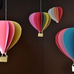 Мастер–класс «Воздушный шар»