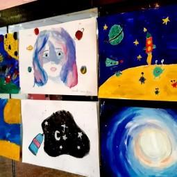 Видео выставка «Космос»
