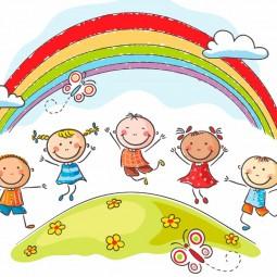 Игровая программа для детей «Мы весёлые ребята»