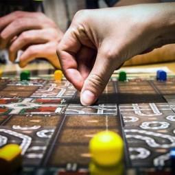 Вечер настольных игр «Стратегия»