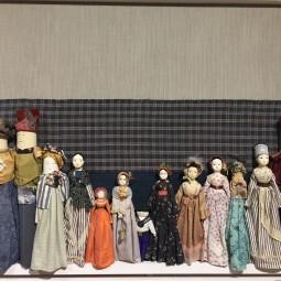 Выставка «Дмитриевы – два поколения одной семьи»