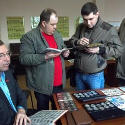 Тематическая программа «История знаков Гражданской войны в России»