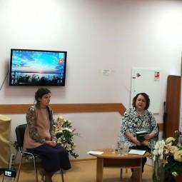 Трансляция тематической программы «О народной свадьбе»