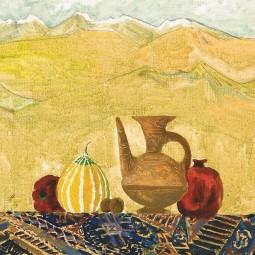 Выставка «Многообразие красок Кавказа»