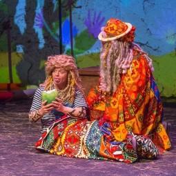 Цирковой спектакль «Каникулы Бонифация»
