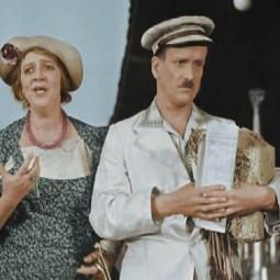Художественный фильм «Подкидыш»1939 г.