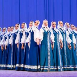 Концерт Государственного академического хореографического ансамбля «Берёзка»