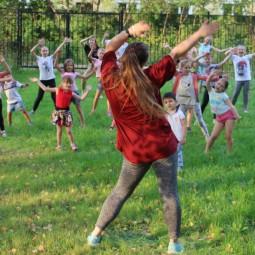 Танцевальный марафон «Летнее конфетти»