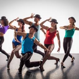 Мастер-класс по современным танцам