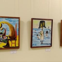 Выставка живописи «Думки»