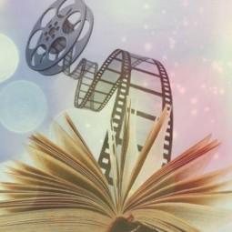 «Девочка ищет отца»-сеанс в кинозале в библиотеке