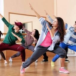 Виртуальный мастер – класс «Танцевальная разминка»