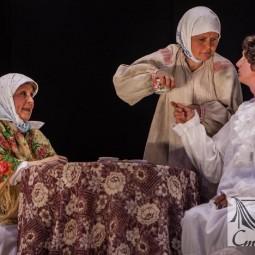 Септакль «Женидьба Бальзаминова» от студии «Стихия»