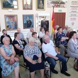 Встреча «Страницы истории КККИ»