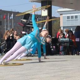 Отчётный концерт циркового коллектива «Шари-Вари»