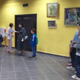 Выставка «Вслед за Минервой»