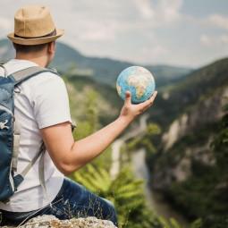 Интеллектуальная игра «Мир глазами туриста»