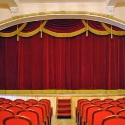 Квест-игра «Тайны старого театра»
