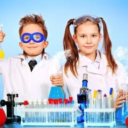 Познавательная программа «Наука для детей»