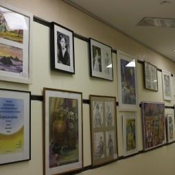 Выставка «Творческое начало»