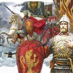 Книжная мозаика «И была тут битва великая …»