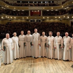 Концерт «Праздничный Хор Данилова монастыря»