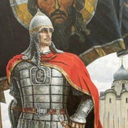 Экскурс в историю«Благоверный князь, святой воин»