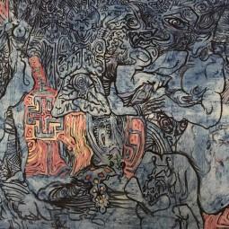 Персональная выставка художника Константина Ремыги