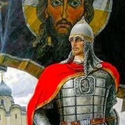 «Он в битве Невской был непобедим»