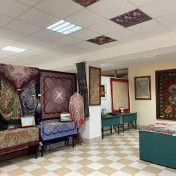 Экспозиция «История Павлово-Посадских промышленных текстильных предприятий»
