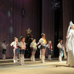 Концерт «Новогодний калейдоскоп»