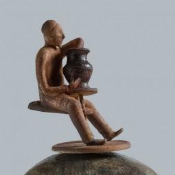 Выставка керамики Александры Створа «Мой мир»