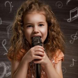 Конкурс караоке детских песен «Волшебный микрофон»