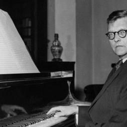 Видеоролик «Творчество Д. Шостаковича»
