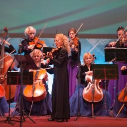 Концерт Светланы Безродной и «Вивальди–оркестра»