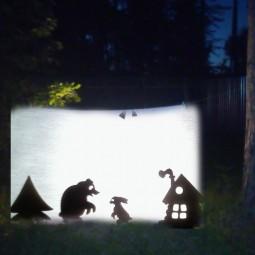 Видео-мастер-класс «Театр теней»