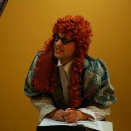 Литературно-музыкальное представление «Великий Бомарше»