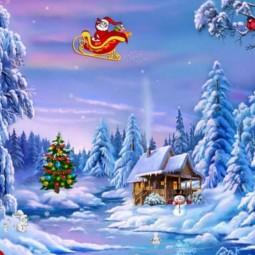 «Зимней сказочной порой…!»
