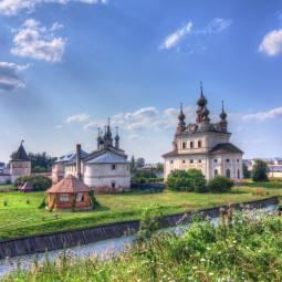 Видеорассказ «Большая история малых городов. Юрьев-Польский»