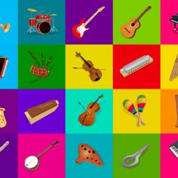 Игровая программа «Музыкальная пауза»